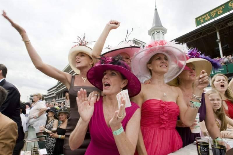 Kentucky Oaks Ends Relationship With Susan G Komen Lady