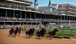 The #1 Top Horse Race In The World is The Kentucky Derby.