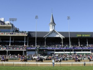 The 2012 Breeders' Cup winners will parade around Churchill Downs on Sunday November 11, 2012.