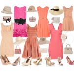 Shades of Pink.