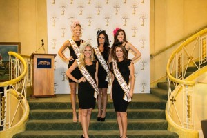 Ms. Racing Queen 2013 Santa Anita Finalists