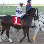 Saturday Special and Luis Saez Palm Beach Stakes 2013.