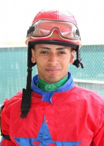 Jockey Victor Lebron will be aboard Frac Daddy for the 2013 Kentucky Derby.