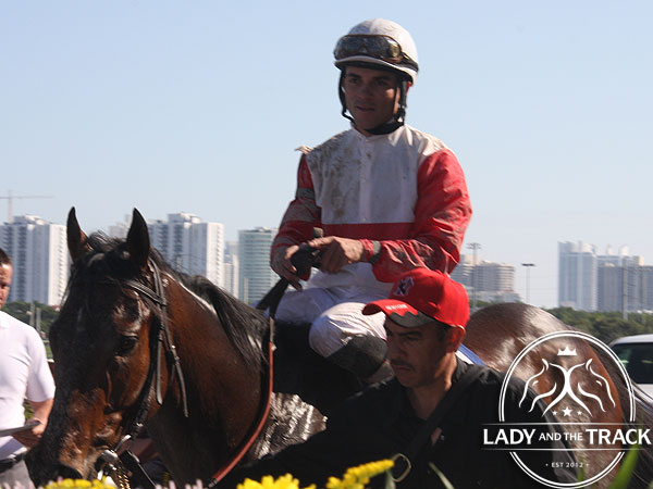 Joel Rosario Lady And The Track