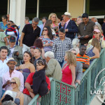 Gulfstream Park was packed with enthusiastic fans!