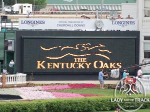 Fiftyshadesofgold Kentucky Oaks 2014