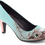 Black-Eyed Susan Day Mint Pumps.