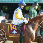 Belmont Stakes Golden Soul