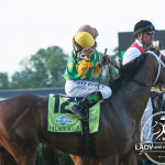 Palace Malice & Mike Smith Belmont Stakes