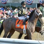 Belmont Stakes Oxbow
