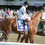Belmont Stakes Will Take Charge