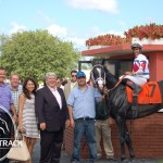 Bahamian Squall Winners Circle Smile Sprint Handicap