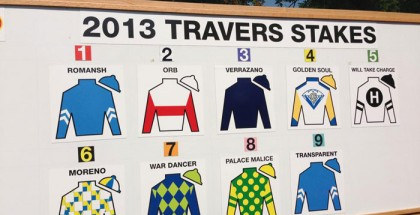 Travers Stakes 2013