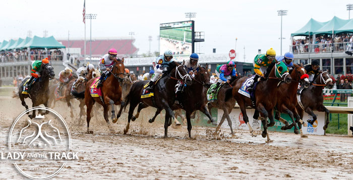 The Kentucky Derby and Kentucky Oaks will take place on Saturday, May 3, 2014.