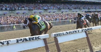Belmont Park Super Saturday 2013