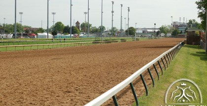 Churchill Downs Track