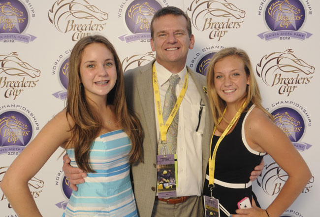 How To Take A Great Photo At The 2013 Breeders Cup Lady