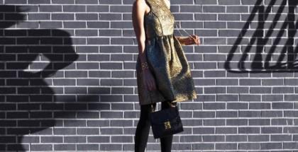 Sham Stakes 2014 Fashion