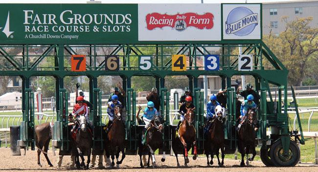 Two Big Louisiana Futurity Wins To Close Out 2013 Lady