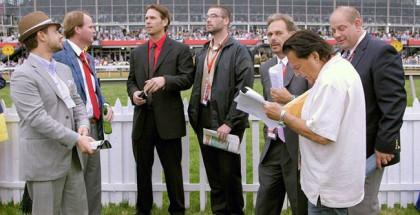 Horseplayers Recap Esquire