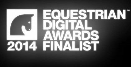Equestrian Digital Award Finalist 2014