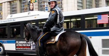 Kevin Cox Horseplayer Esqiure