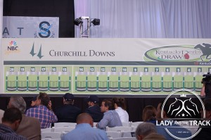 Kentucky Derby 2014 Post Positions Odds