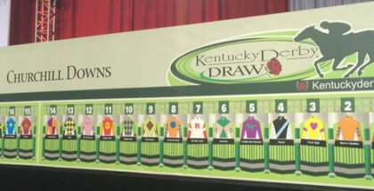 Kentucky Derby 2014 Post Positions and Odds