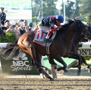 Top Ten Belmont Stakes Upsets of Past 40 Years