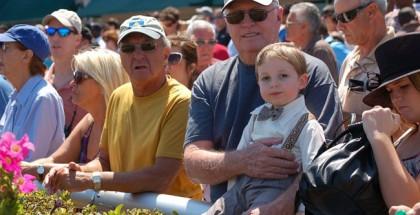 Bing Crosby Stakes 2014