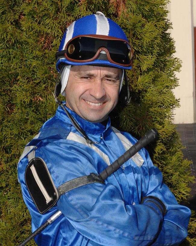 Jockey Joe Bravo Attempts Third United Nations Stakes Win