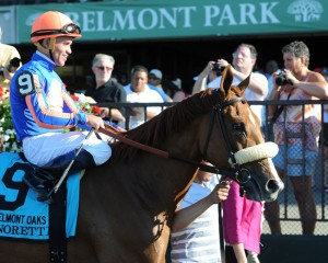 Minorette Belmont Oaks Invitational 2014