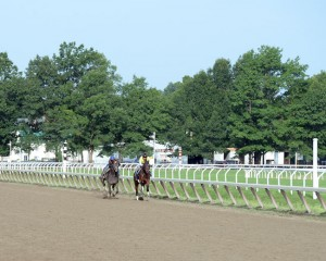 Travers Stakes 2014 Tonalist