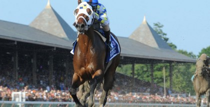 Moreno Wins 2014 Whitney at Saratoga