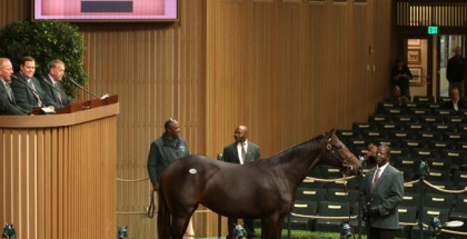 Keeneland September Sale 2014