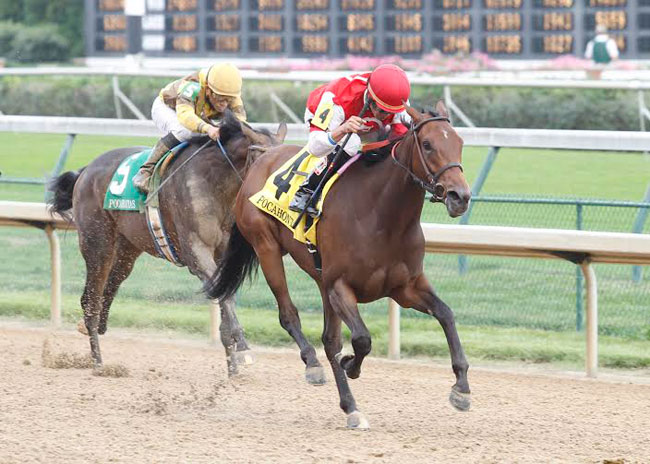 Christina S Journey Wins Pocahontas Stakes