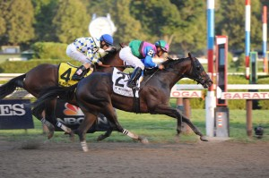 Itsmyluckyday woodward Stakes 2014