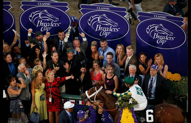 Breeders Cup 2014 Post Positions Odds Post Times