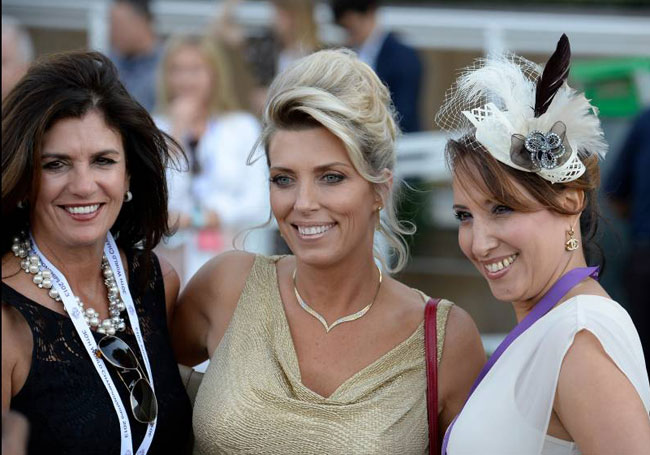 Day Two Of Breeders Cup 2014 Events Amp Fashion