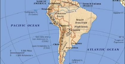 South American Horses