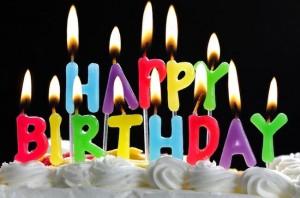 Happy Birthday Thoroughbreds