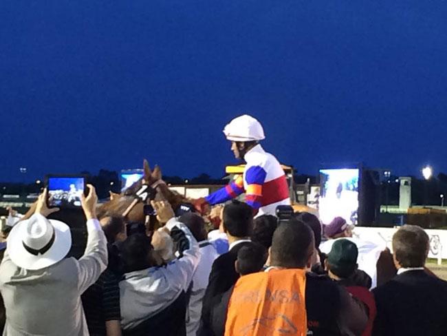 Hielo Wins Gran Premio Jose Pedro Ramirez