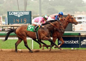 Dortmund Firing Line Kentucky Derby