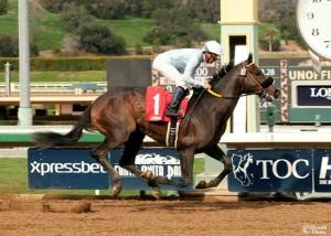 San Felipe Stakes 2015 Prospect Park
