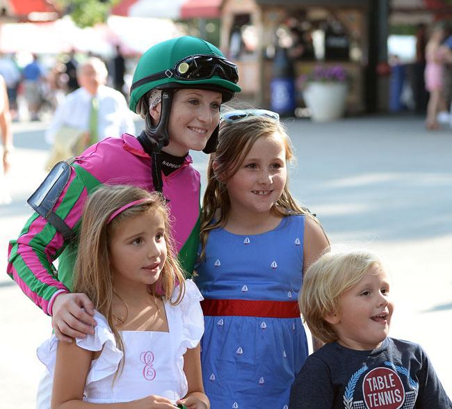 Fair Grounds Risen Star Stakes Rosie Day