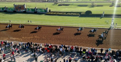 Horse Racing Photos Keeneland