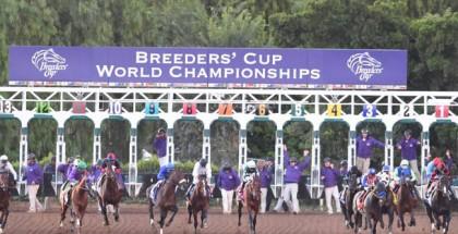 Breeders' Cup 2015 Challenge Schedule