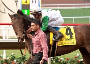 Wild Dude Breeders' Cup Sprint