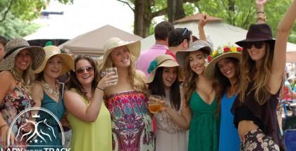 Saratoga 2015 TVG Diana Stakes