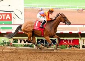 Beholder Pacific Classic